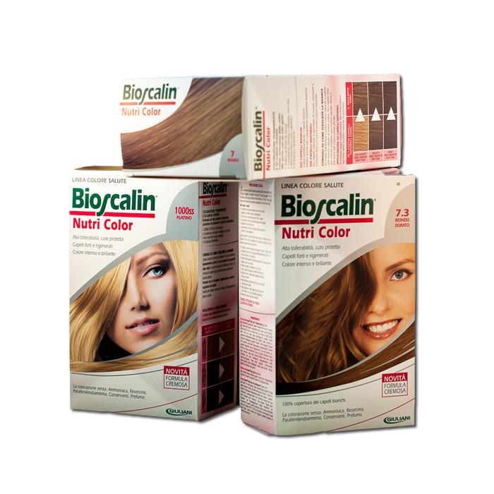 Bardana + olio di ricino per densità di capelli