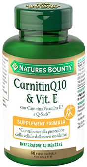 CARNITINE Q10-100 30 perle softgel