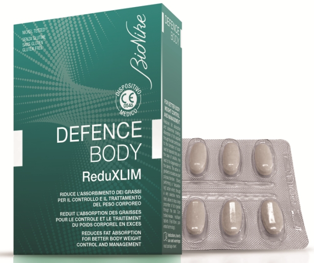 DEFENCE BODY REDUXLIM 60 compresse