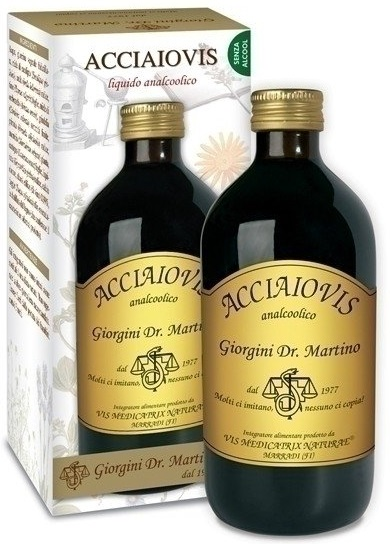 ACCIAIOVIS Liquido Analcolico 500ml