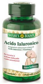 ACIDO IALURONICO 30 capsule