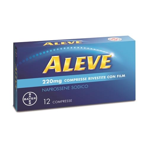 ALEVE 12 compresse Rivestite 220mg