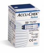 Accuchek Aviva 25 Strisce