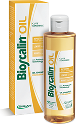 BIOSCALIN Oil Shampoo Equilibrante 200ml