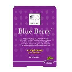 BLUE BERRY 120 Compresse