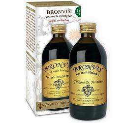 BRONVIS con miele BIO 200ml