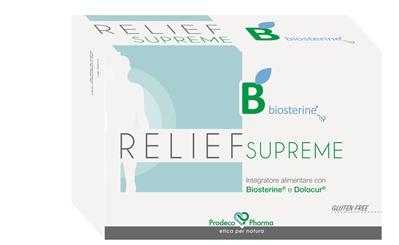 Biosterine Relief Supreme 48 Compresse