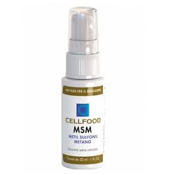 CELLFOOD MSM 30ml