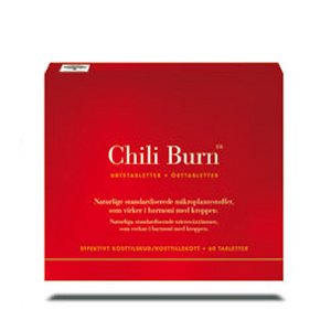 CHILI BURN 60 Compresse