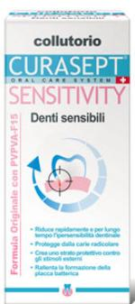 Curasept Collutorio Sensitivity 200ml