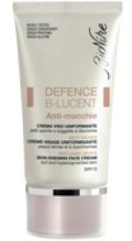 DEFENCE B-lucent Crema viso uniformante SPF15