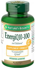 ENERGI Q10-100 30 perle softgel