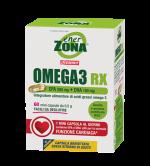 ENERZONA OMEGA 3 RX 60 mini capsule