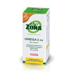 Enerzona Omega 3 RX - 48 capsule