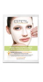 Estetil Maschera Purificante Sebo normalizzante