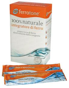FERROTONE 14 Bustine 20ml