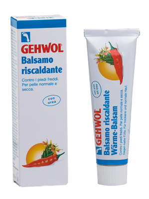 GEHWOL Balsamo RISCALDANTE 75ml
