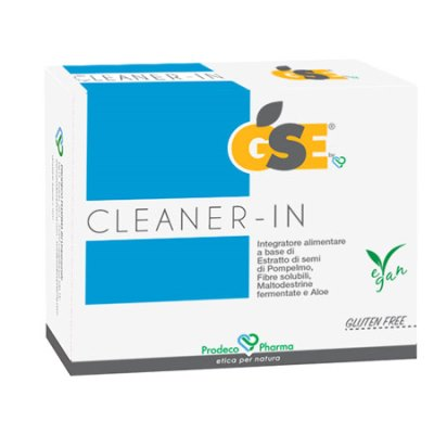 GSE CLEANER-IN 14 Bustine