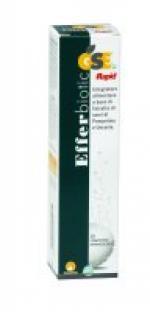 GSE Efferbiotic Rapid 20 cpr. eff.
