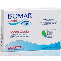 ISOMAR Occhi Monodose 15X0,5ml