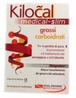KILOCAL MEDICAL Grassi e Carboidrati 30cpr