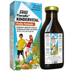 KINDERVITAL FRUITY 250ml