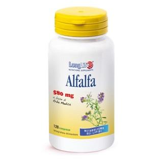 LONGLIFE Alfalfa 120 Compresse