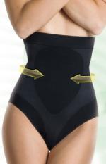LYTESS Culotte Cintura TG. L-XL Nera