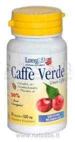 Longlife Caffè Verde 50 Caspule