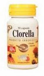 Longlife Clorella 50% 500mg 60 capsule