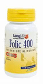 Longlife Folic 400mcg