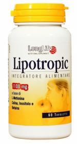 Longlife Lipotropic 60 tavolette