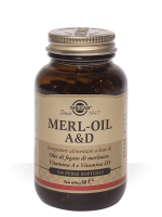 MERL OIL A&D 100 perle softgel