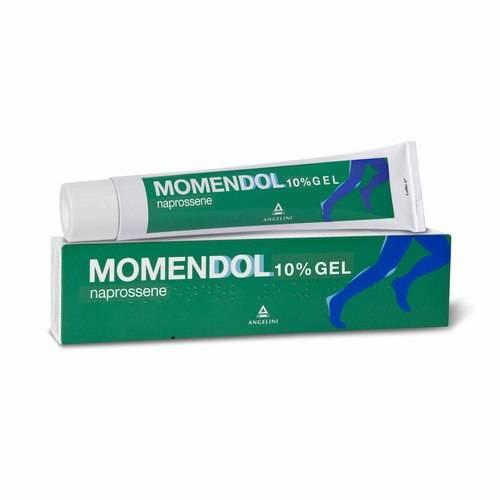 MOMENDOL GEL 50 grammi 10%