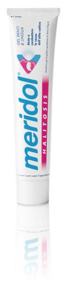Meridol HALITOSIS Dentifricio 75ml