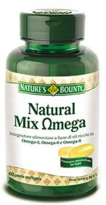 NATURAL MIX OMEGA 60 perle softgel