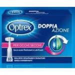 OPTREX Doppia Azione 10 flaconcini