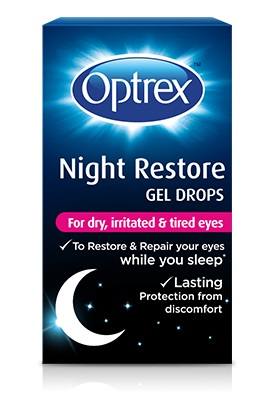 OPTREX Night Restore Collirio 10ml