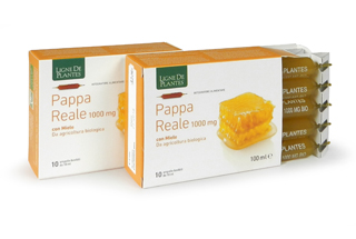 PAPPA REALE BIO 1000mg 10 ampolle
