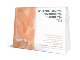 PRIMA Home Test TIROIDE-TSH