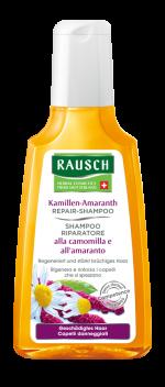 RAUSCH Shampoo Riparatore alla Camomilla e Amaranto
