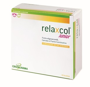 RELAXCOL JUNIOR 16 bustine