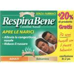 RESPIRABENE Cerotto Nasale Balsamico 10