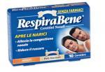 RESPIRABENE Cerotto Nasale Classico 10