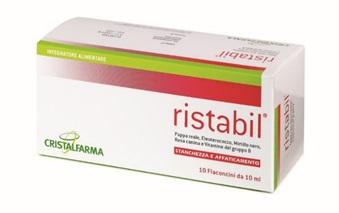 RISTABIL 10 flaconcini