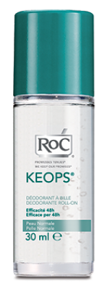 ROC KEOPS Deo Roll On S-Alcool