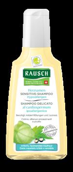 Rausch Shampoo Delicato al Cardiospermum