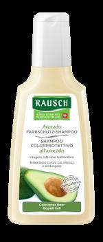 Rausch Shampoo Protettivo del colore all'Avocado