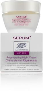 SERUM 7 Crema notte rigenerante Pelle Normale
