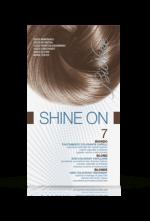 SHINE ON COLORE Capelli BIONDO 7
